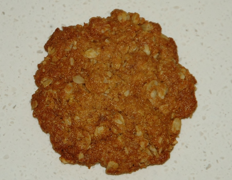 ANZAC Biscuits With Almonds Recipes — Dishmaps