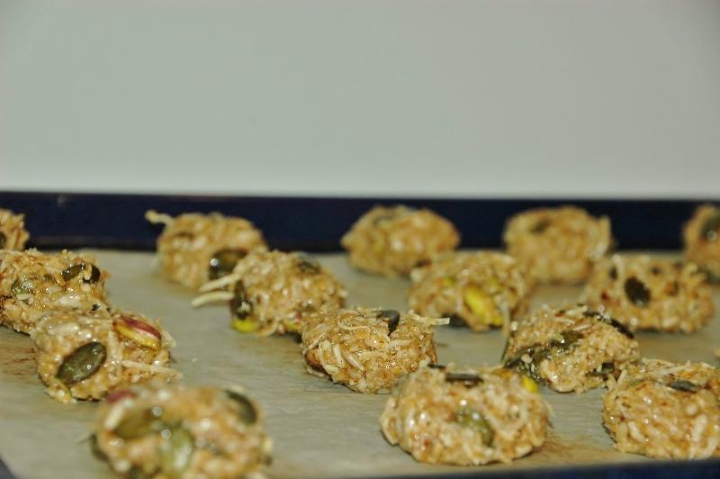 gluten free muesli biscuits