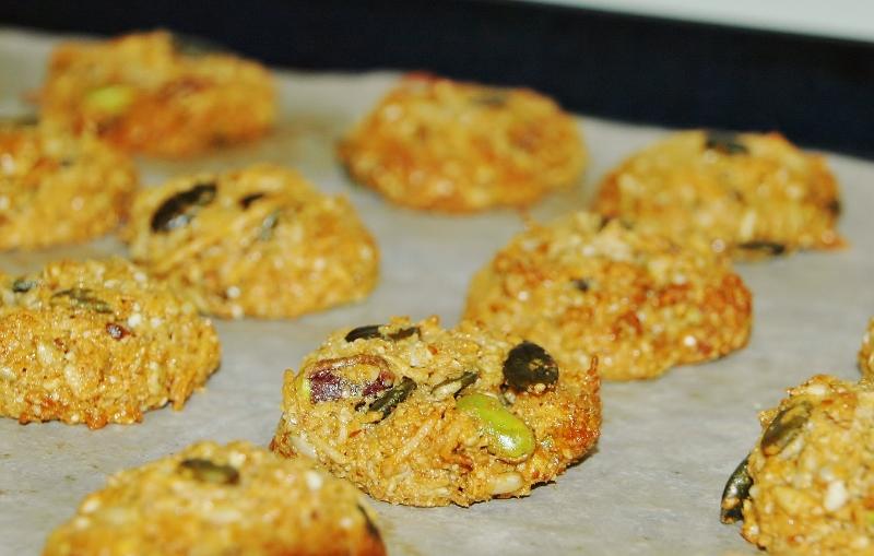 muesli biscuits