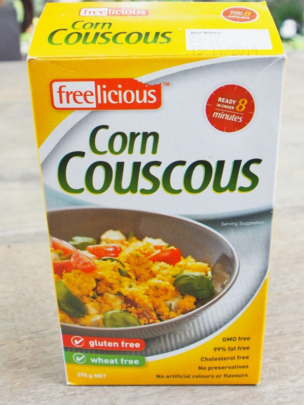 corn cous cous