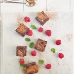 chocolate prune and walnut brownies