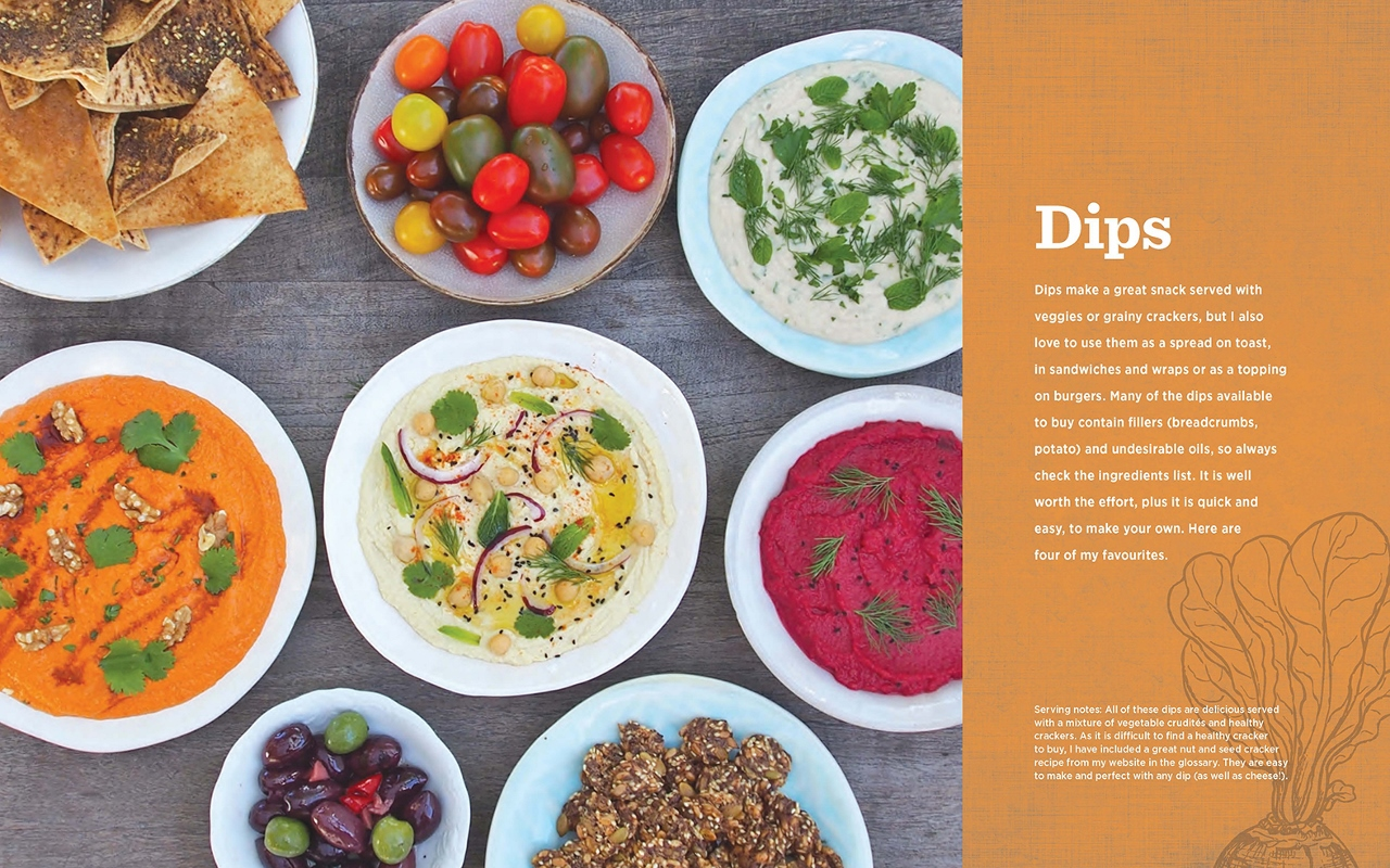 Veggie licious hard copy healthy home cafe take a look inside forumfinder Choice Image