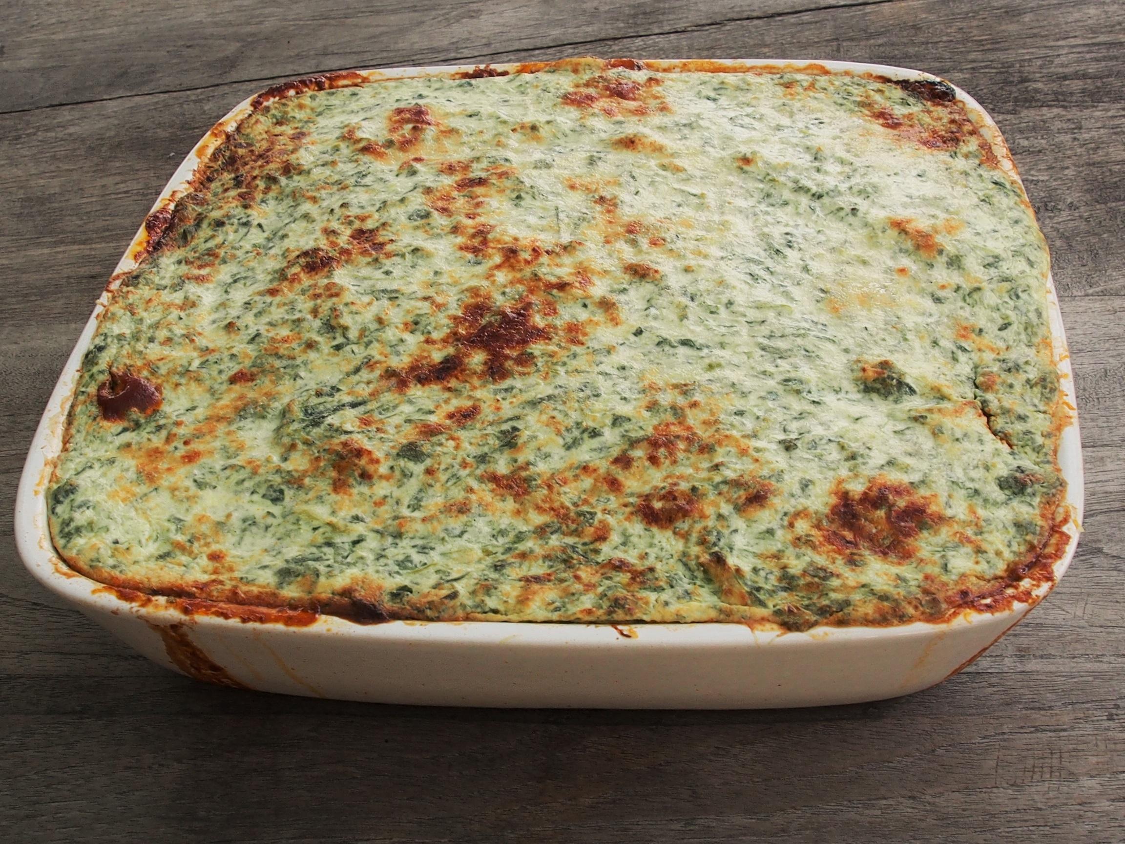 5 veg lasagne
