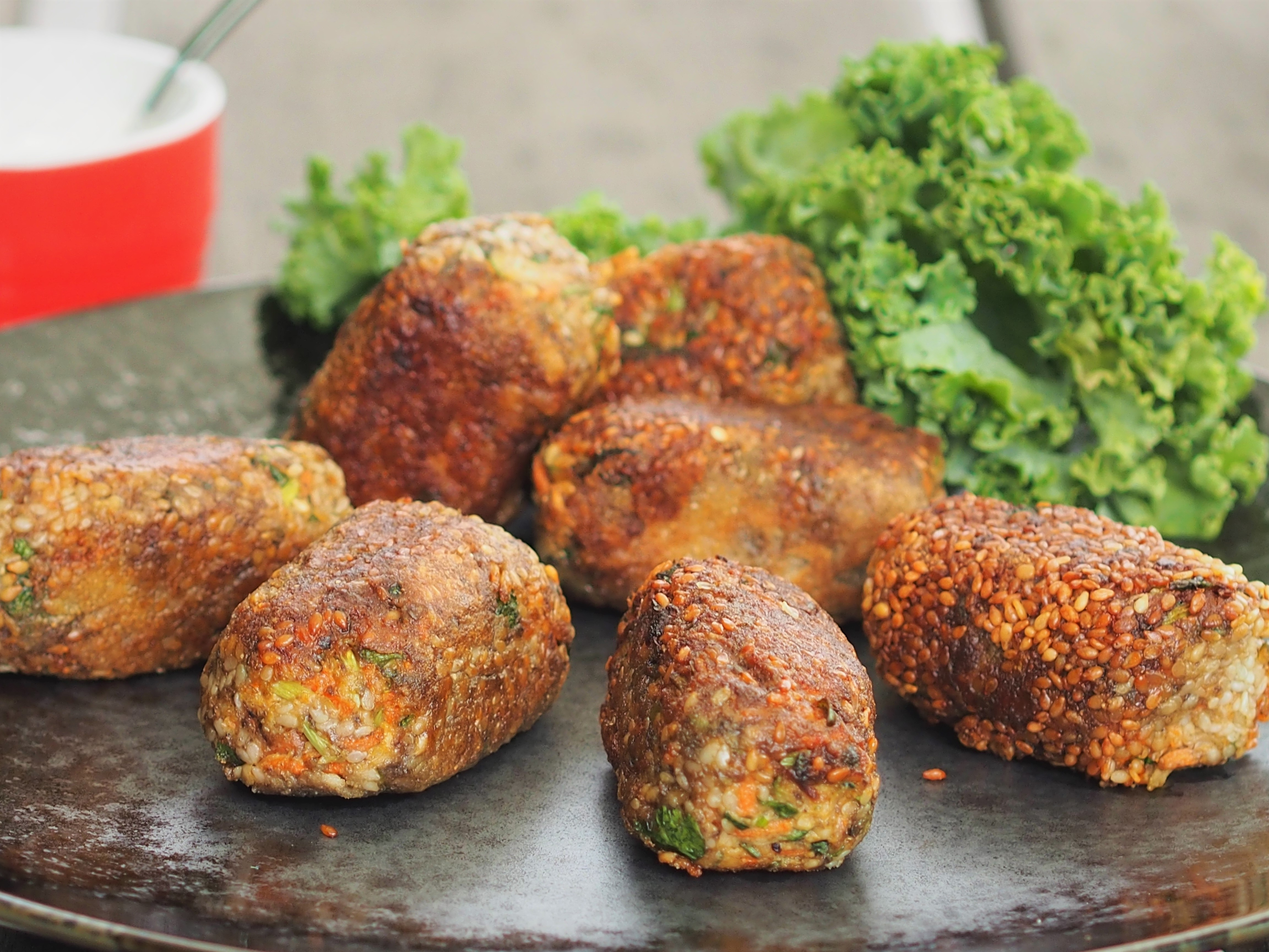 Carrot and Zucchini Croquettes - Storehouse